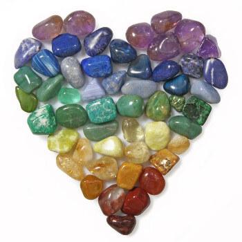 meditation crystal stones